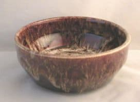 Fosters Pottery Cereal/Dessert Bowls