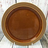 Hornsea Heirloom Autumn Brown Salad/Breakfast Plate