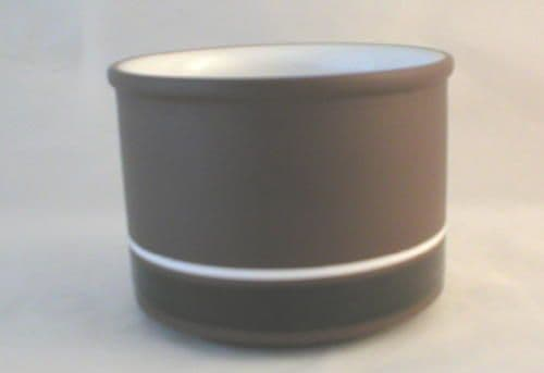 Hornsea Pottery Contrast, Small Sugar Bowls for Demi-tasse Coffee Set
