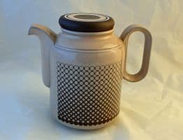 Hornsea Pottery Coral Coffee Pots