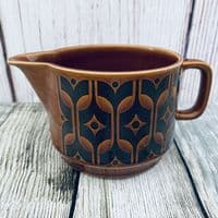 Hornsea Pottery Heirloom Autumn Brown Sauce/Gravy Jug
