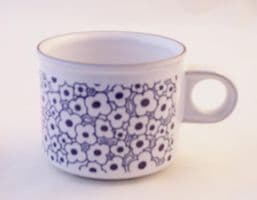 Hornsea Pottery Love Story Standard Sized Tea Cups