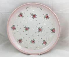 Hornsea Pottery Passion Dinner Plates