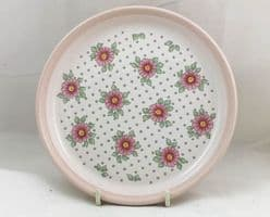 Hornsea Pottery Passion Tea Plates