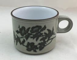 Hornsea Pottery Prelude Tea Cups