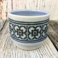 Hornsea Pottery Tapestry Egg Cup