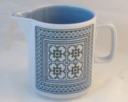 Hornsea Pottery Tapestry Large Jug
