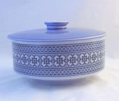 Hornsea Pottery Tapestry Lidded Serving Dishes