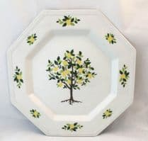 Johnson Bros, Lemon Tree Dinner Plates