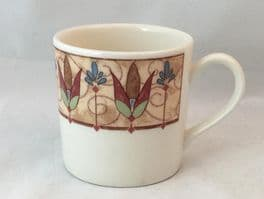 Johnson Bros Papyrus  Demi Tasse Coffee Cans