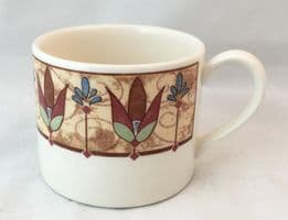 Johnson Bros Papyrus Standard Sized Tea Cups