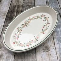 Johnson Brothers (Bros) Eternal Beau Oval Serving Dish