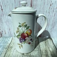 Johnson Brothers (Bros) Fresh Fruit Cafetiere