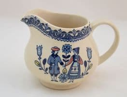 Johnson Brothers (Bros) Hearts and Flowers Cream Jugs