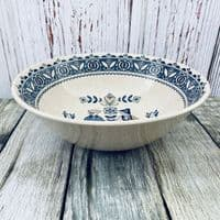 """Johnson Brothers (Bros) Hearts & Flowers Open Serving Bowl, 8.5"""""""