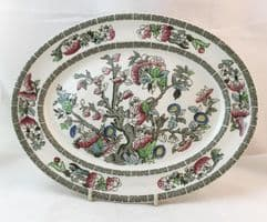 Johnson Brothers (Bros) Indian Tree Smaller Oval Plates