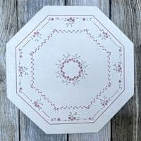 Johnson Brothers (Bros) Madison Octagonal Place Mat, Cork