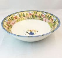Johnson Brothers (Bros) Meadow Brook Cereal/Dessert Bowls