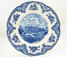Johnson Brothers (Bros) Old Britain Castles Salad/Breakfast Plates