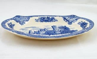 Johnson Brothers (Bros) Old Britain Castles Sweet Dishes