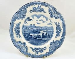 Johnson Brothers (Bros) Old Britain Castles Tea Plates