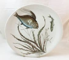 Johnson Brothers, Fish, Dinner Plates, Design No 4