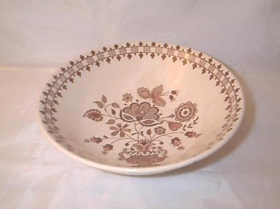 Johnson Brothers Jamestown Cereal/Soup Bowls