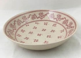 Johnson Brothers Laura Ashley Pink Petite Fleur Cereal Bowls
