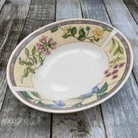 Johnson Brothers Spring Medley Oval Vegetable Dish