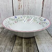 Johnson Brothers Summer Chintz Open Serving Bowl, Round