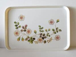 Marks and Spencer Autumn Leaves Large Melamine Trays