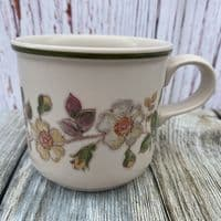 Marks and Spencer Autumn Leaves Tea Cup