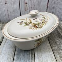 Marks and Spencer Harvest Lidded Oval Serving Dish
