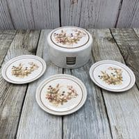 Marks and Spencer Harvest Melamine Boxed Coaster Set