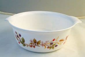 Marks and Spencer Harvest Melamine Mixing Bowl with Pouring Lip