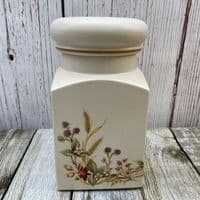 Marks and Spencer Harvest Storage Jar (Matt/Square)