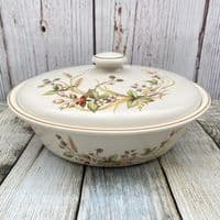 Marks and Spencer Harvest Wide Style Lidded Circular Serving Dish