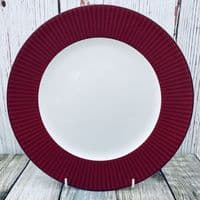 Marks &  Spencer Hampton (Red)  Dinner Plate