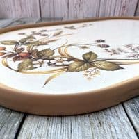 Marks & Spencer Harvest Tea Tray (Melamine)