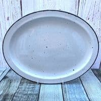 """Midwinter Creation Oval Serving Plater, 13.5"""""""