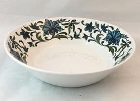 Midwinter Pottery Spanish Garden Cereal/Soup Bowls