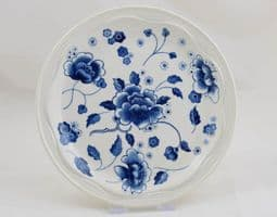 Poole Pottery Blue Spray