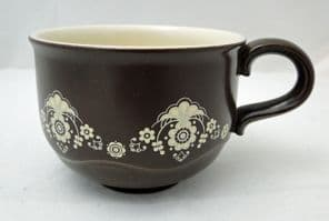 Poole Pottery Chantilly Standard Tea Cup