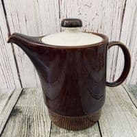 Poole Pottery Chestnut Teapot, 1.75 Pints