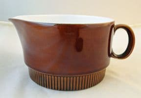 Poole Pottery Chestnut Wide Style Jugs