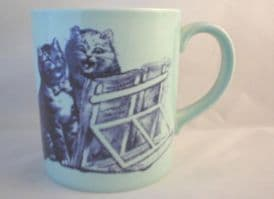Poole Pottery Decorative Mugs