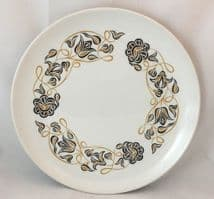 Poole Pottery Desert Song Salad/Breakfast Plates