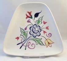 Poole Pottery Hand Painted Traditional BN Sweet Dish
