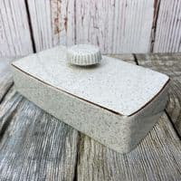 Poole Pottery Parkstone Butter Dish Lid