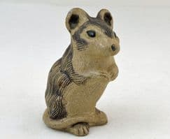 Poole Pottery Stoneware, Mouse Standing
